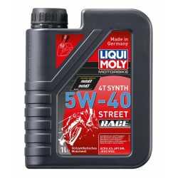 OLEO LIQUI MOLY SYNTH RACE 5W40 STREET